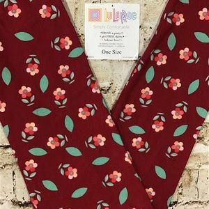 Leggings LuLaRoe OS Sz 2-10 New In Package